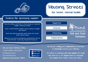 Housing Leaflet 1