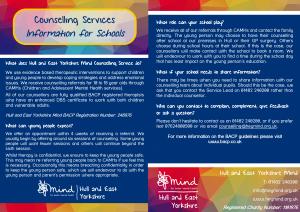 School Leaflet Schools